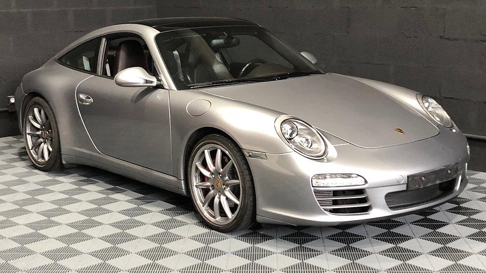Porsche 997 TARGA 4S phase 2 bvm6