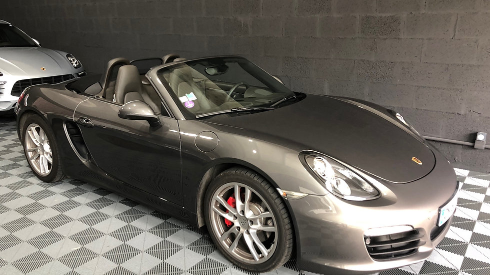 BOXSTER 981 S PDK ORIG. FRANCE