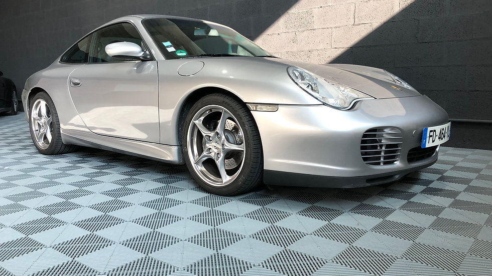 Porsche 996 carrera 40 ans origine Allemagne