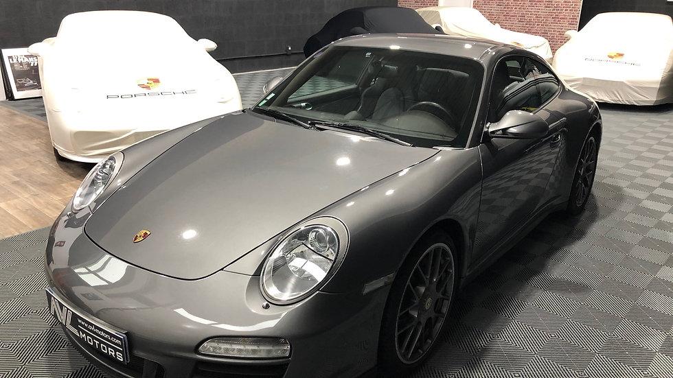 Porsche 997 carrera 4 GTS Orig France