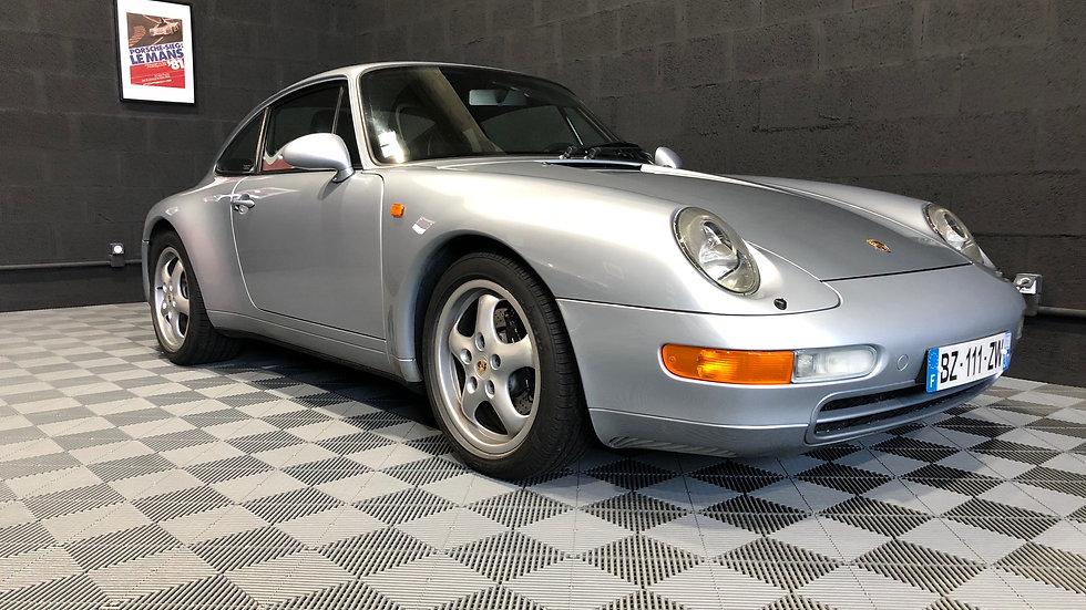 Porsche 993 carrera état rare