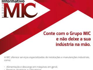 A melhor solução industrial você encontra no Grupo MIC