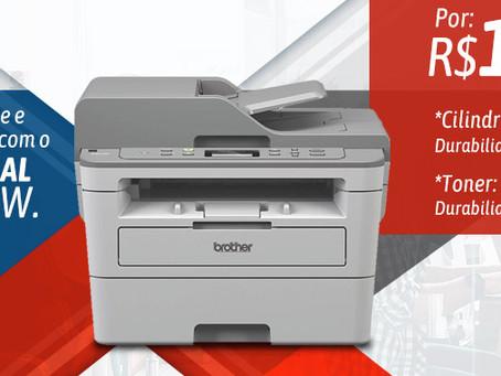 Tenha mais velocidade e qualidade de impressão.