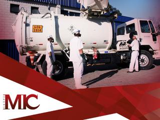 Deixe os resíduos da sua casa, indústria e comércio com o Grupo MIC