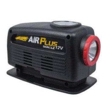 Mini Compressor SCHULZ Air Plus 12V Digital com Lanterna