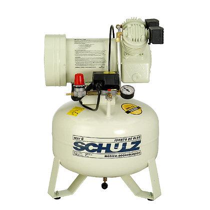 Compressor odontológico 6 pés. SCHULZ MSV 6/30