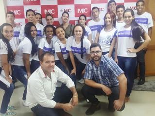 Grupo MIC recebe visita de alunos do Pronatec