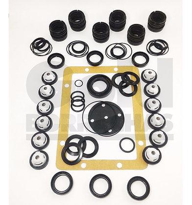 Kit Reparo Valvula Lavadora Wayne Lu 6402 6 Pistões