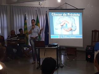 Todos na luta contra o Câncer.