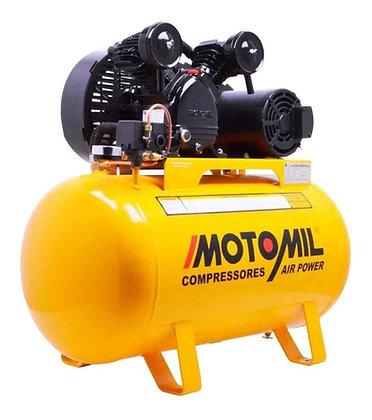 Compressor De Ar Motomil 10 Pés 100 Litros Cmv-10pl/100