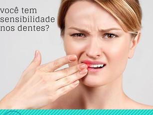 Você tem sensibilidade nos dentes?