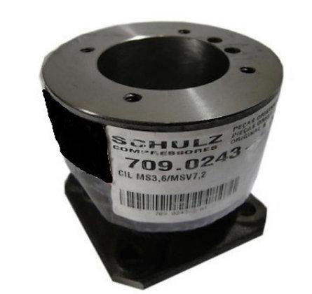 Cilindro compressores