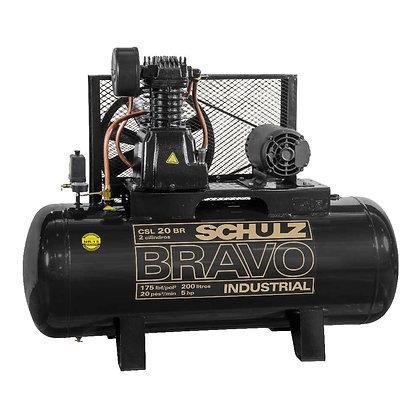 Compressores de Pistão Bravo CSL 20BR 200