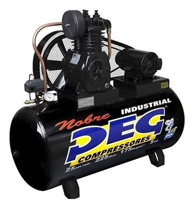 Compressor 25 Pés Balão 225 Litros - Peg
