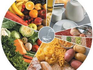Nutrição adequada para saúde bucal.