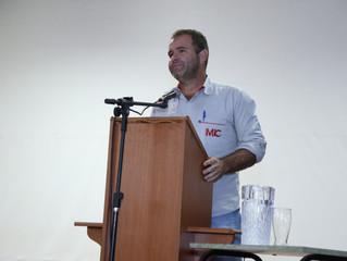 O Homem no comando do Grupo MIC, Odair José.