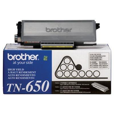 BROTHER Cartucho toner preto TN650BR Brother CX 1 UN