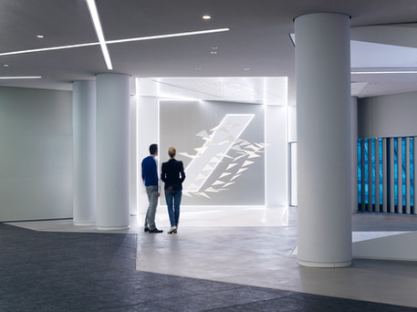 Client: Deutsche Bank Brand Space