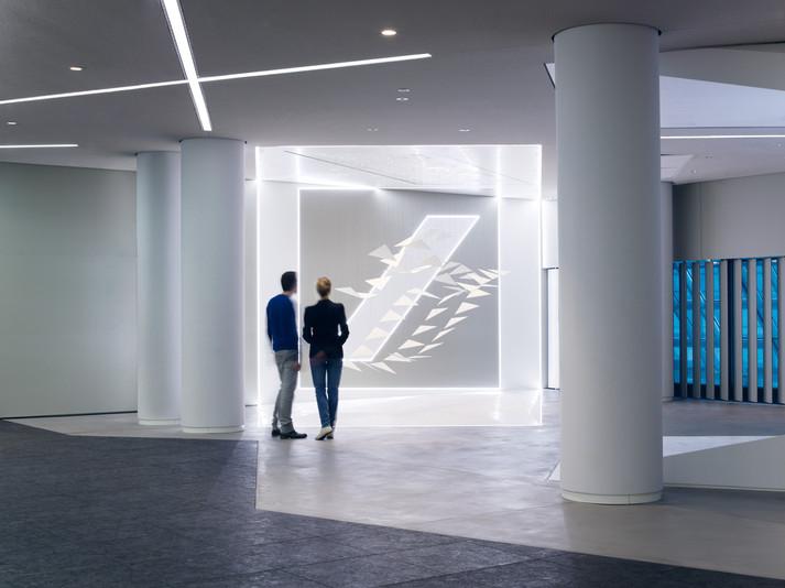 Deutsche Bank Brand Space