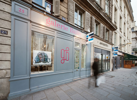 Panography exhibition in Galerie Bailly, Paris