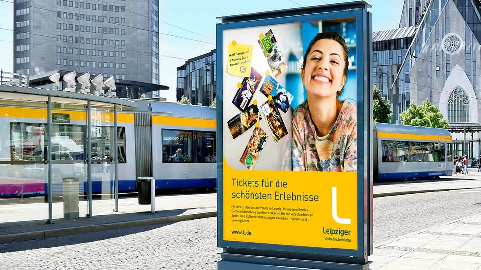 Client: Leipziger Verkehrsbetriebe