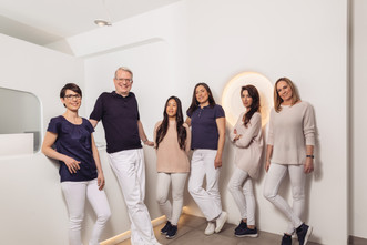 created for a prenatal practice in Cologne