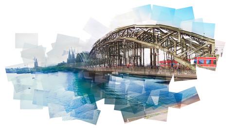 2011, Hohenzollernbrücke, Köln