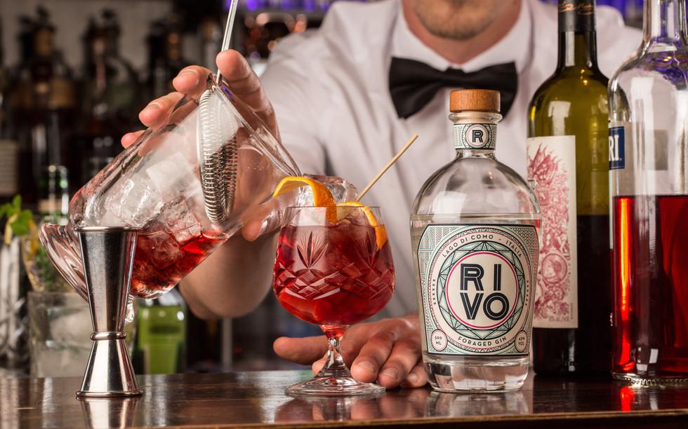 Client: RIVO Gin