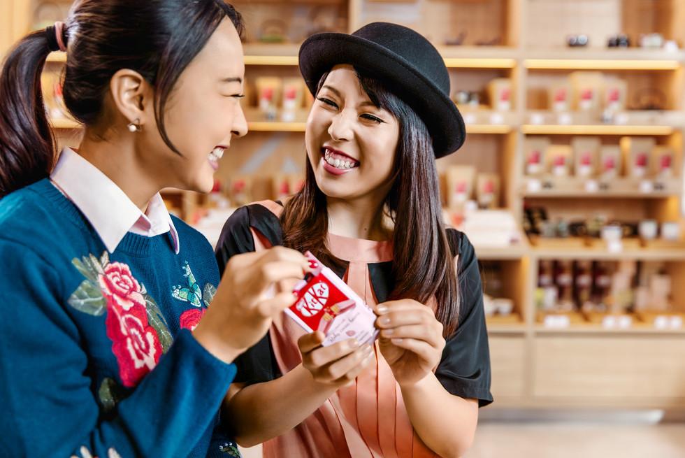 KitKat for Nestlé (Annual Report 2018)