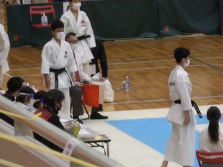 第61回埼玉県空手道選手権大会