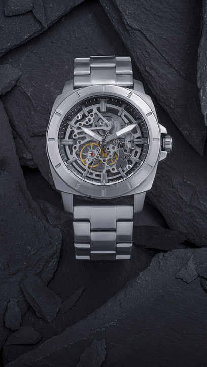 Fossil watch commercial shot by Ararel P