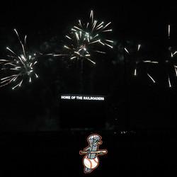 Fireworks Graphic SQUARE