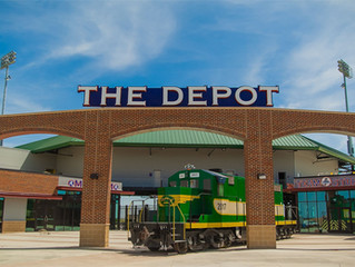 Best of the Ballparks 2017, Independent Baseball: The Depot at Cleburne Station