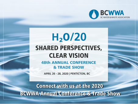 Archer Separation Inc. to attend BCWWA 2020 Annual Conference