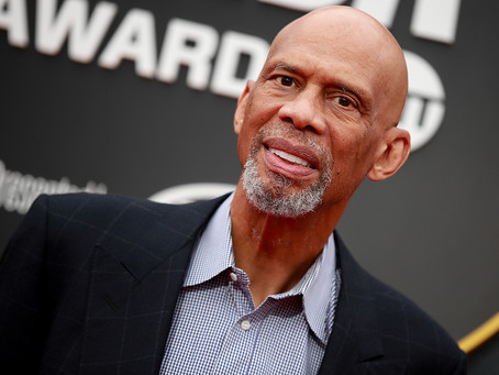 Our New Yorker of the Day is Kareem Abdul-Jabbar, Born April 16, 1947.