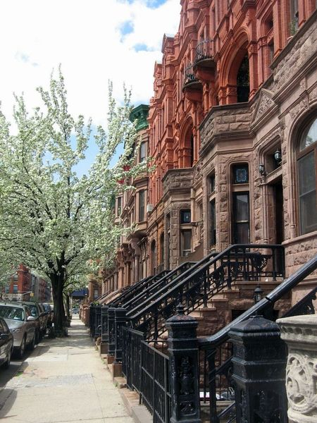 West 122nd Street Francis Kimball Townho