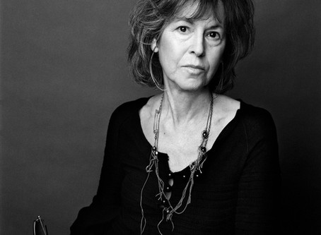 Our April 22nd New Yorker Birthday is Pulitzer Prize Winner and Poet Laureate Louise Glück