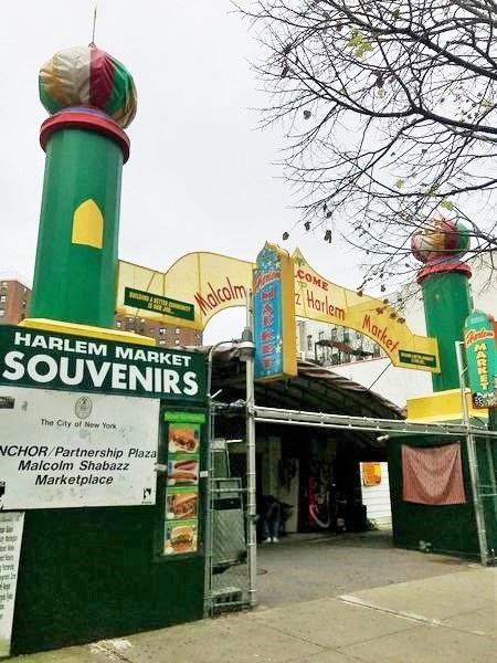 Malcolm Shabazz Market