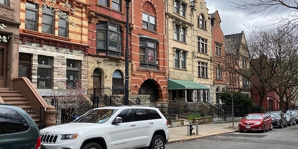Virtual Tour: Harlem's Magnificent Hamilton Heights and Sugar Hill