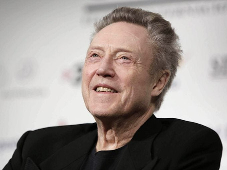 New Yorker of the Day, Christopher Walken Turns 77!