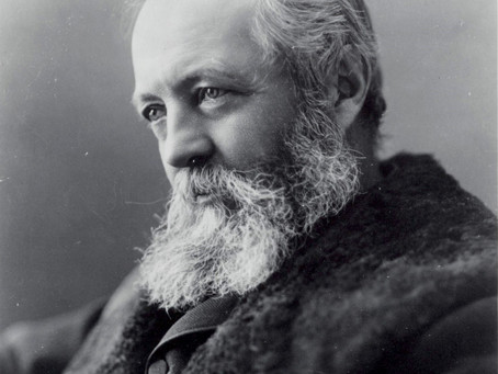 Our April 26 Birthday Honoree is Frederick Law Olmsted, Father of American Landscape Architecture .