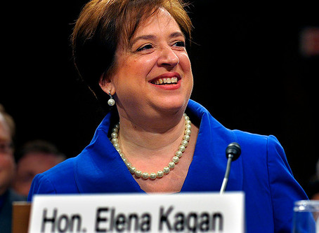 Honoring Supreme Court Judge Elena Kagan, Born April 28, 1960 in Manhattan.