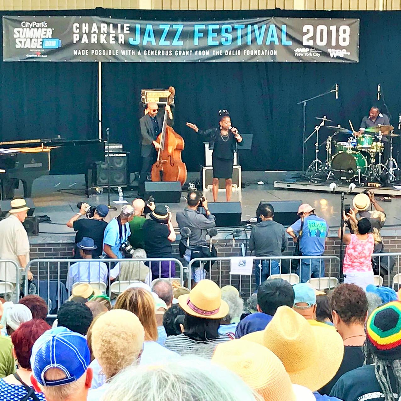 Annual Charlie Parker Jazz Festival