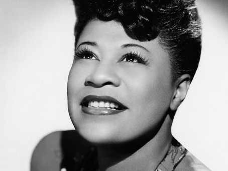 Today's New Yorker Birthday Honoree is Ella Fitzgerald.