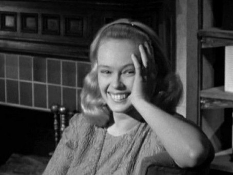 "Today's Birthday Honoree is ""One of a Kind"" Actress Sandy Dennis, Born April 27, 1937."