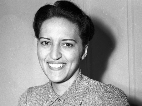 Today's New Yorker Birthday is Jane Bolin, America's First African-American Woman Judge