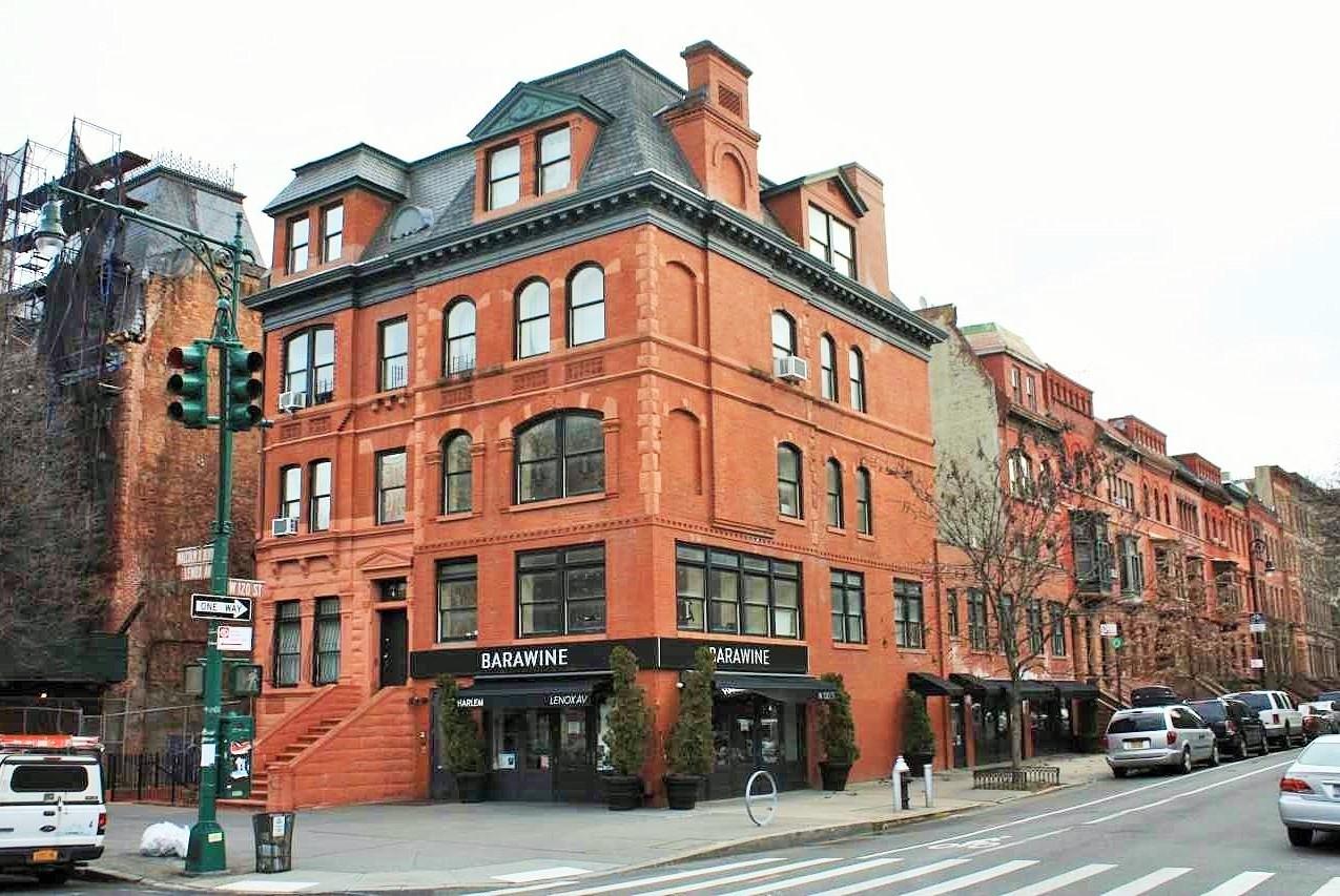 Barawine Restaurant on W. 120th Street