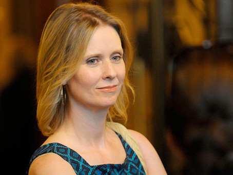 Cynthia Nixon, Our New Yorker of the Day for April 9th.