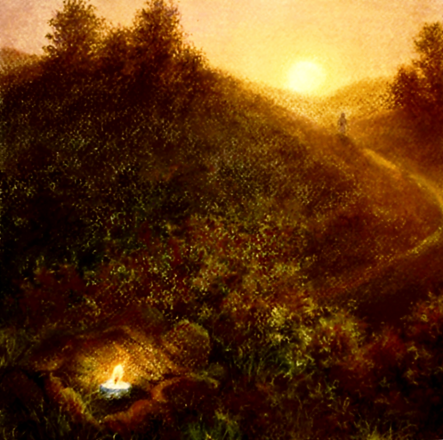 Dreams Wander O'er The Earth II
