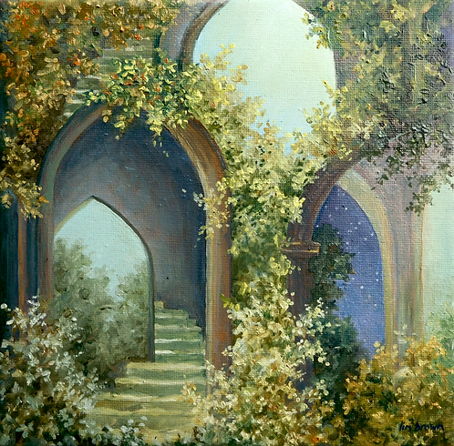 There Are Doorways Through Which We Will Never See... (I)